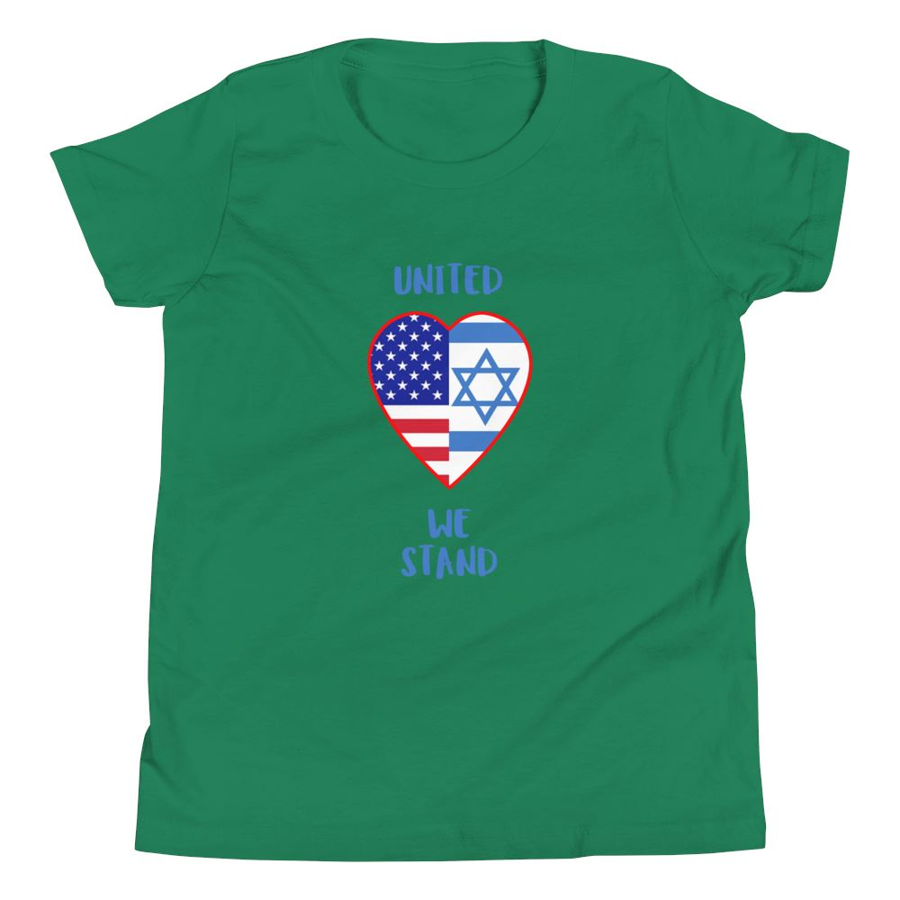 United We Stand - Israel + USA - Youth US Trini-T Ministry Kelly S