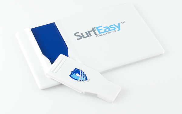 SurfEasy Private Browser with Unlimited Web Protection