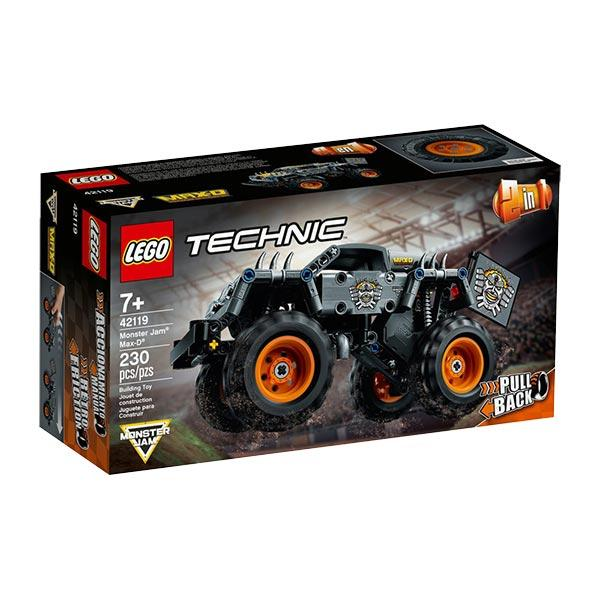 LEGO Technic: Monster Jam Max-D