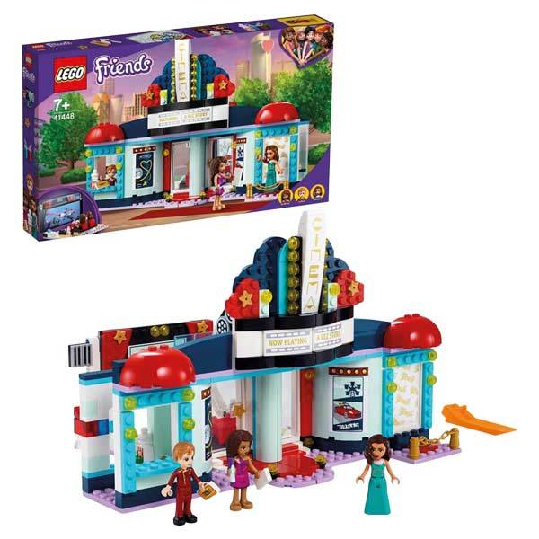 LEGO Friends: Cine de Heartlake City
