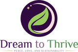 Dream to thrive logo