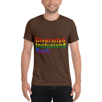 Unisex short sleeve Pride t-shirt