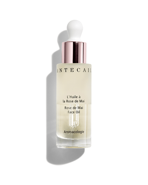 The supercharged formula pairs a luxurious, nourishing texture with the visible de-aging properties of Chantecaille's iconic Rose de Mai. This 100% natural elixir is infused with powerful botanicals that lessen the appearance of fine lines while promoting a brighter looking complexion. Boosted by a rich bouquet of roses: RoseHip, Evening Primrose, Rose Damascena and Rose Geranium it delivers immediate nourishment in just a few drops