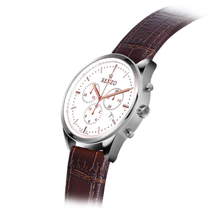 Watch - Revenant Brown White