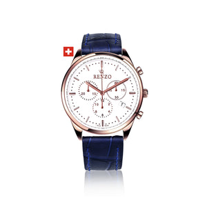 Watch - Risqué Blue White
