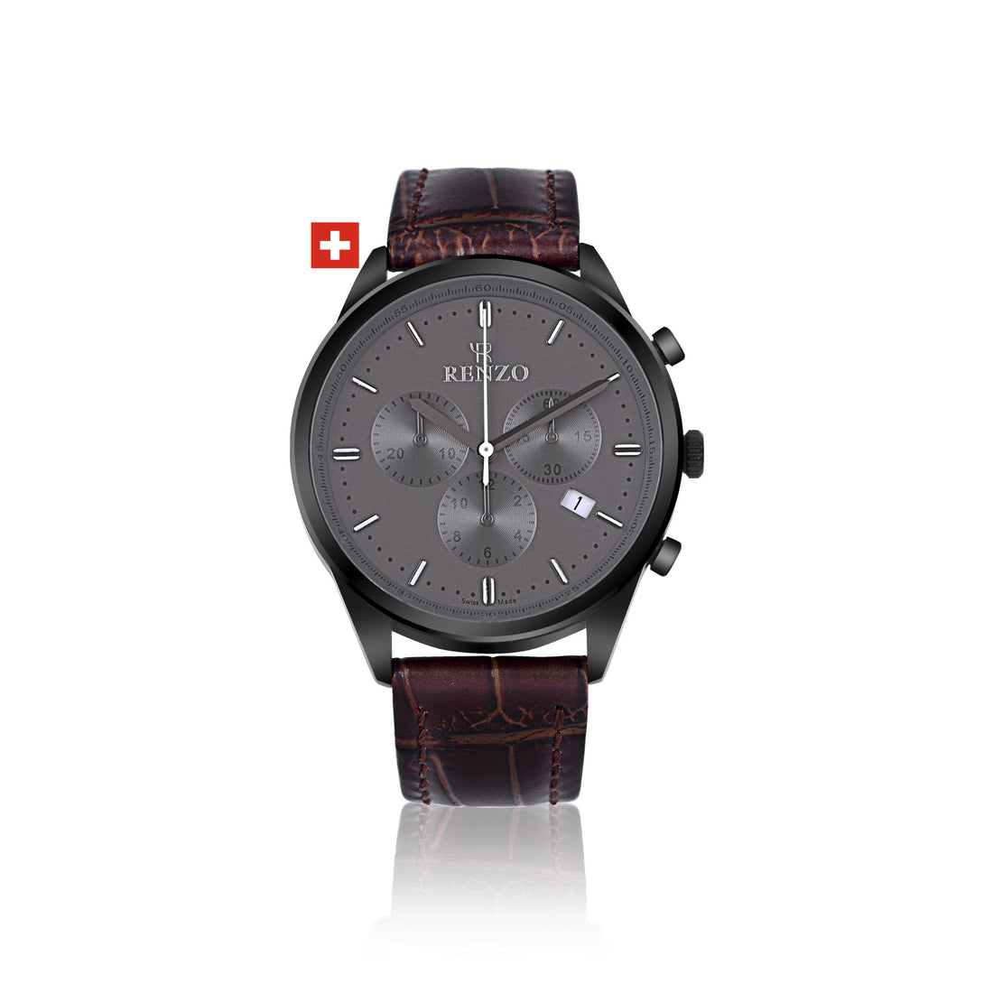 Watch - Rogue Black Brown