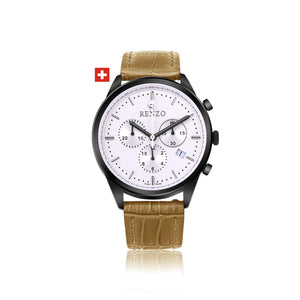 Watch - Rogue Tan White