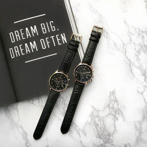 Watch - Royalé All Black