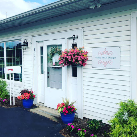 village trends boutique chesterland ohio