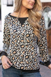 grace and lace leopard pullover