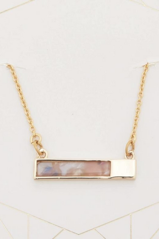 Havana Lush Necklace (Gold)