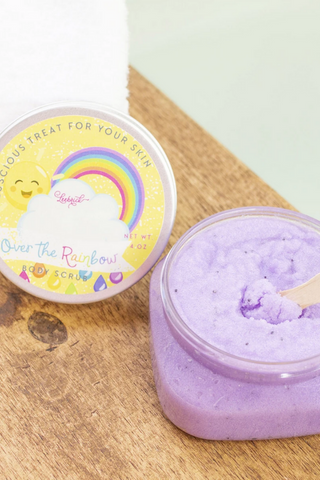 Luxury Shea Butter Body Scrub (Over The Rainbow)