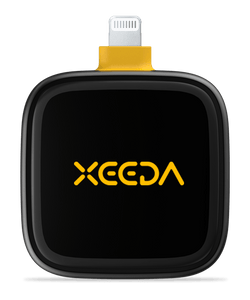 XEEDA Hardware Wallet for iOS Devices