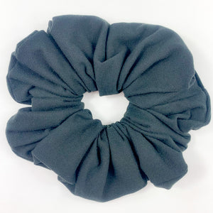 LUX Black Scrunchie