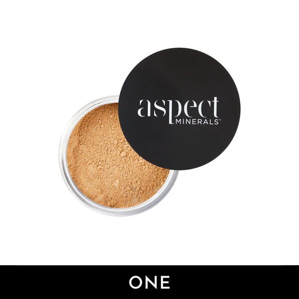 Aspect Mineral Power Foundation SPF 25 - Skin Collective