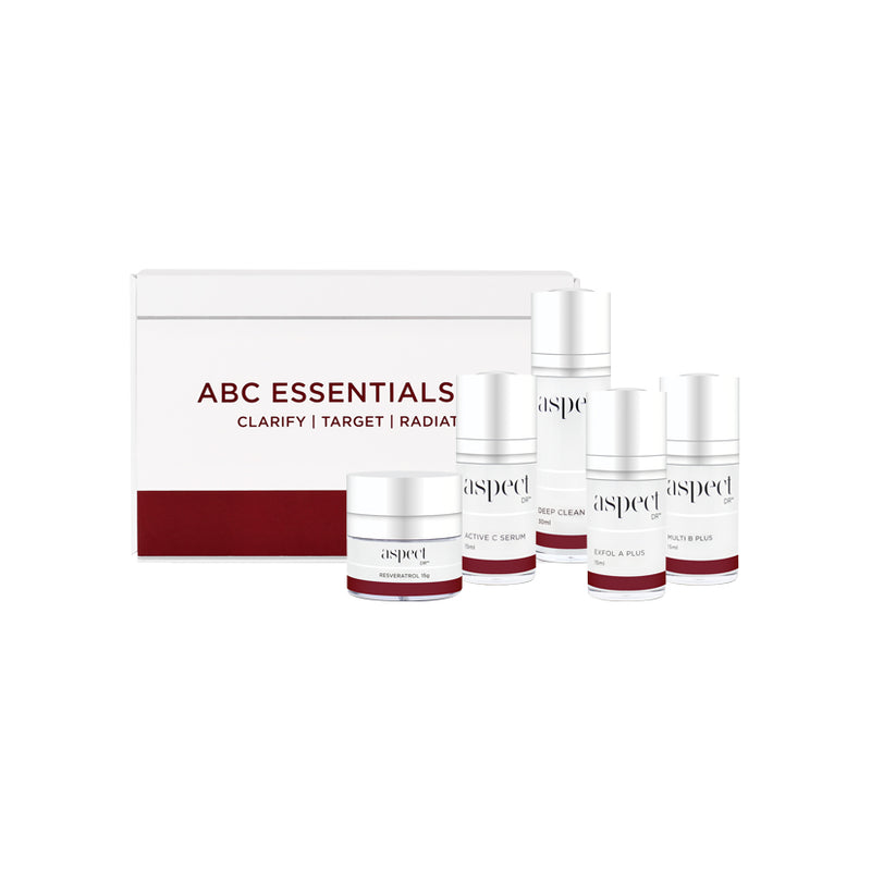 ABC Essentials Kit - Skin Collective