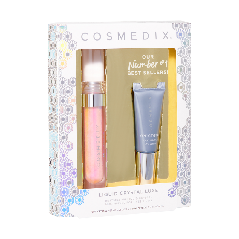 Cosmedix Get the Glow Brightening Kit - Skin Collective