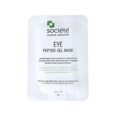 EYE PEPTIDE GEL MASK - Skin Collective