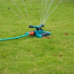 Garden Watering Sprinkler Irrigation System 360 Degree Fully Circle Rotating Nozzle Circular Sprayer
