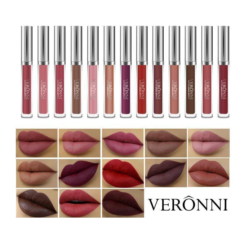 Long Lasting Focallure Lipstick  (13 Colors Available)
