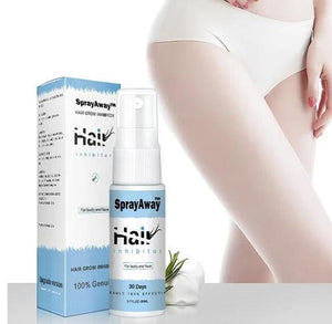 SprayAway™ Hair Removal Spray