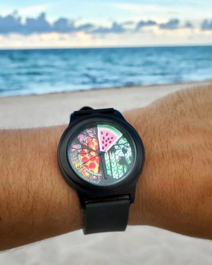 Presence 40mm Miami Base - Time-Peace