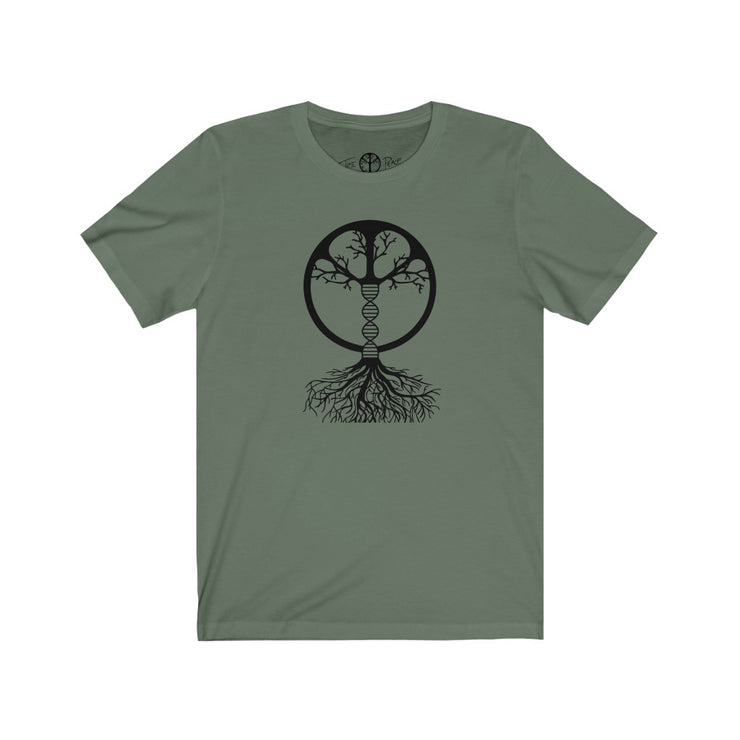 Tree of Life DNA Unisex T-Shirt - Time-Peace