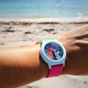 Presence 40mm Miami Vice - Time-Peace