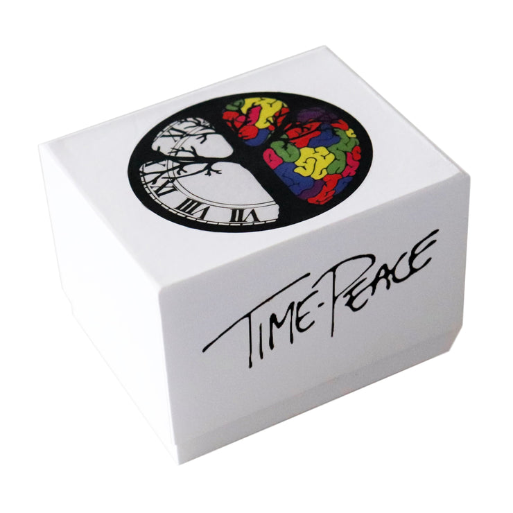 Presence 40mm Pizza Time - Time-Peace