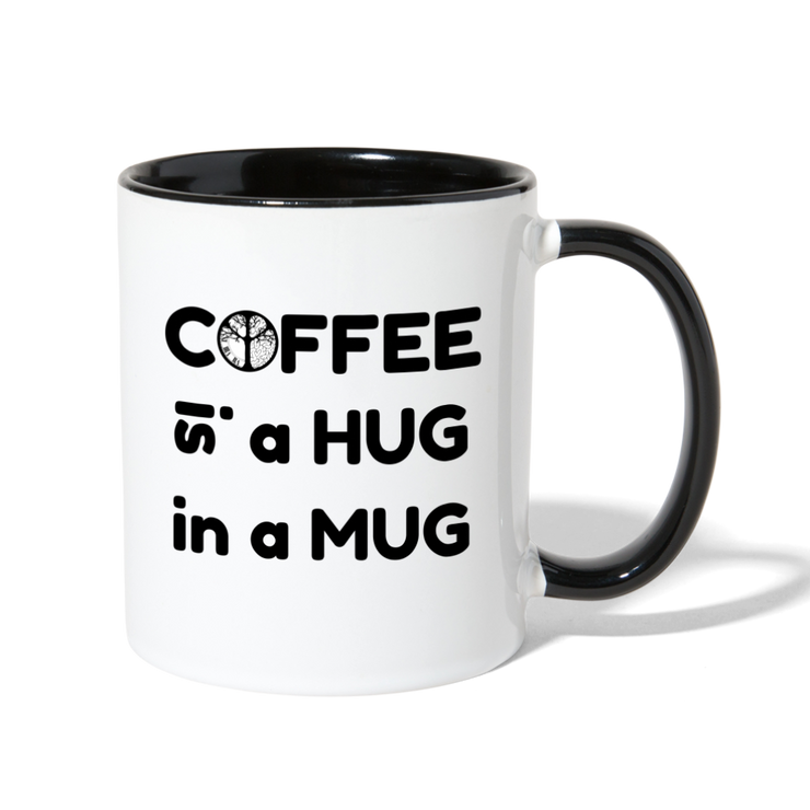 Hug in a Mug Coffee Cup - Time-Peace
