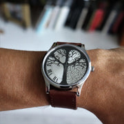 Timeless Men's 45mm | The Constant - Time-Peace