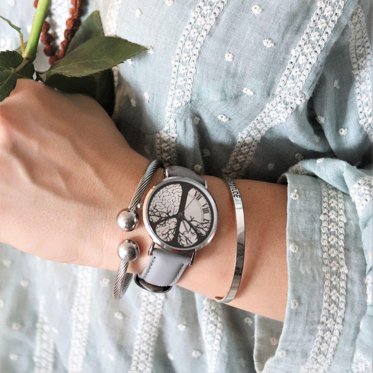 Timeless Women's 36mm | The Eternal - Time-Peace
