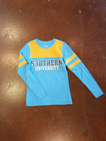 Southern University Women's Long Sleeve Tee