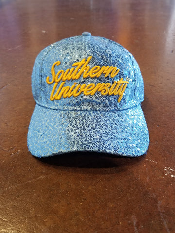Southern University Sequin Cap