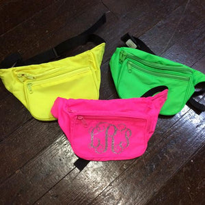 Monogrammed Fanny Pack - Campus Connection - Campus Connection - 1
