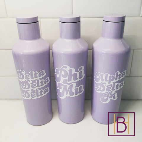 Sorority 16 oz. Corkcicle Canteen
