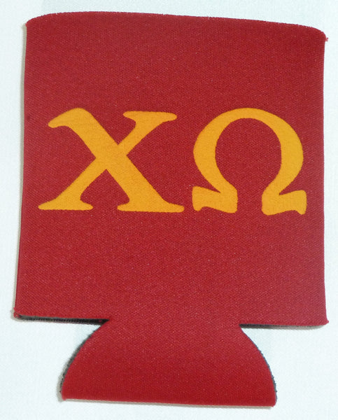 Sorority Koozie - Wholesale Greek - Campus Connection - 6