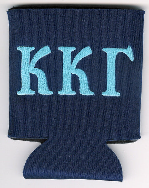 Sorority Koozie - Wholesale Greek - Campus Connection - 11