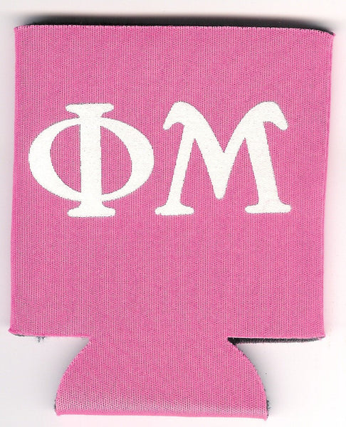 Sorority Koozie - Wholesale Greek - Campus Connection - 12