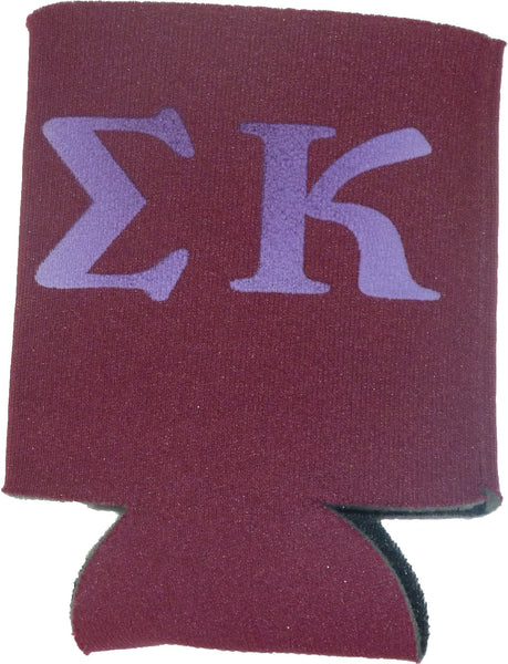 Sorority Koozie - Wholesale Greek - Campus Connection - 15
