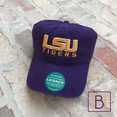 LSU Tigers Hat