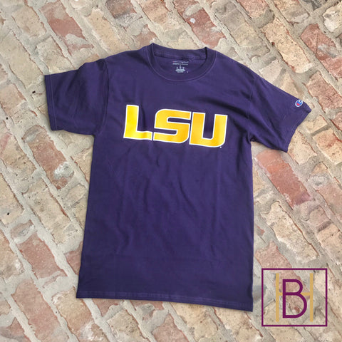 LSU Champion T-Shirt