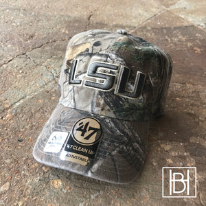 LSU RealTree Camo Hat