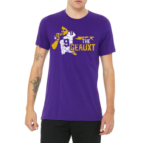 Joe Burrow The Geauxt T-Shirt
