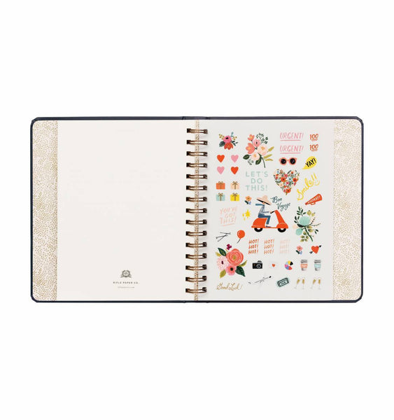 Rifle Paper Co. Planner - Garden Party
