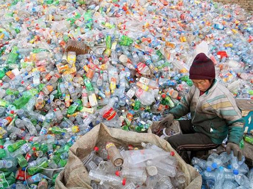 How many plastic bottles you spend in the Life?
