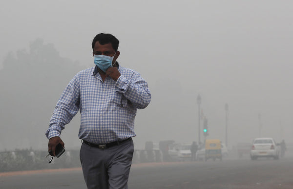 New Delhi Is Again World's Most Polluted Capital