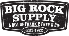 Big Rock Supply Logo