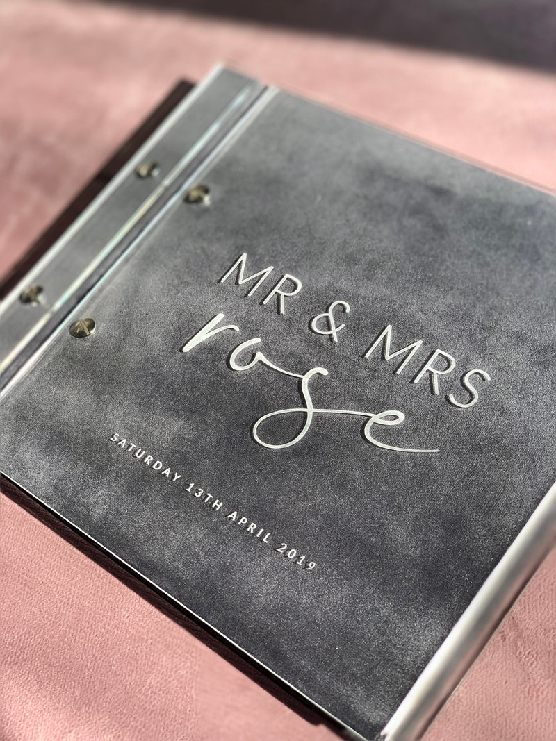 Guest Book - The Little Details Design Boutique