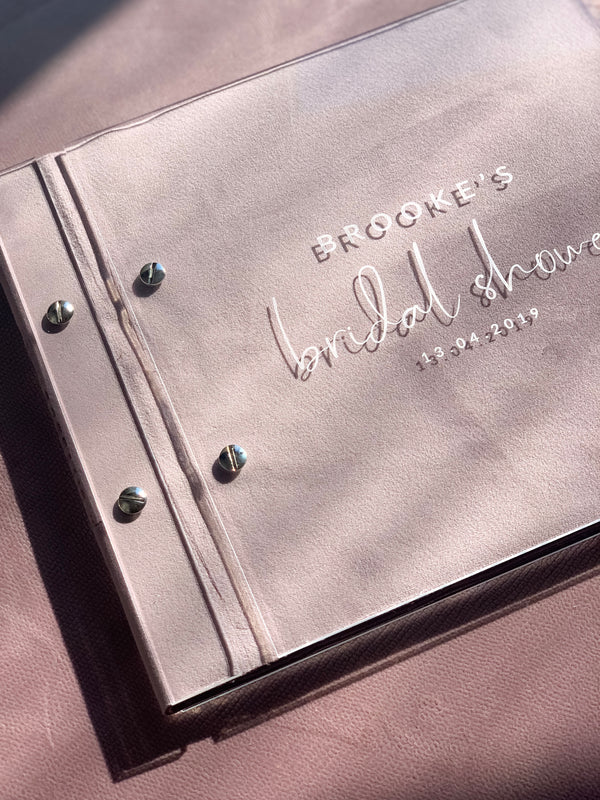 Keepsake Book - The Little Details Design Boutique